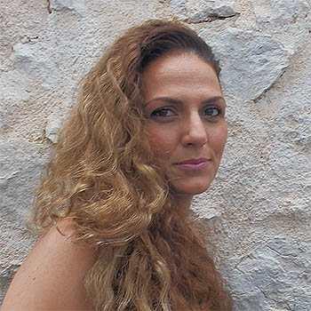 """Ελένη Γιαμαλίδου, Hair Stylist στο """"κομμωτήριο hair story Άγιοι Ανάργυροι"""""""
