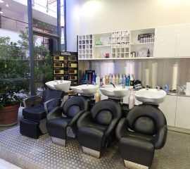 Κομμωτήριο Παλλήνη | Hair Story | Γιώργος Ταλιαδώρος