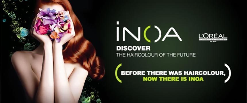 Inoa L'Oreal The color of the future