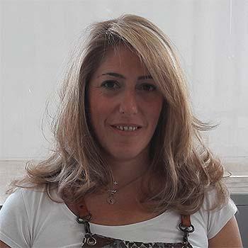 Ευαγγελία Καλιμάνη gair colorist στο hairstory Παλλήνη