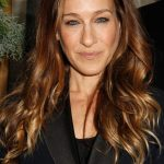 Sarah Jessica Parker τεχνική Ombre για μαλλιά
