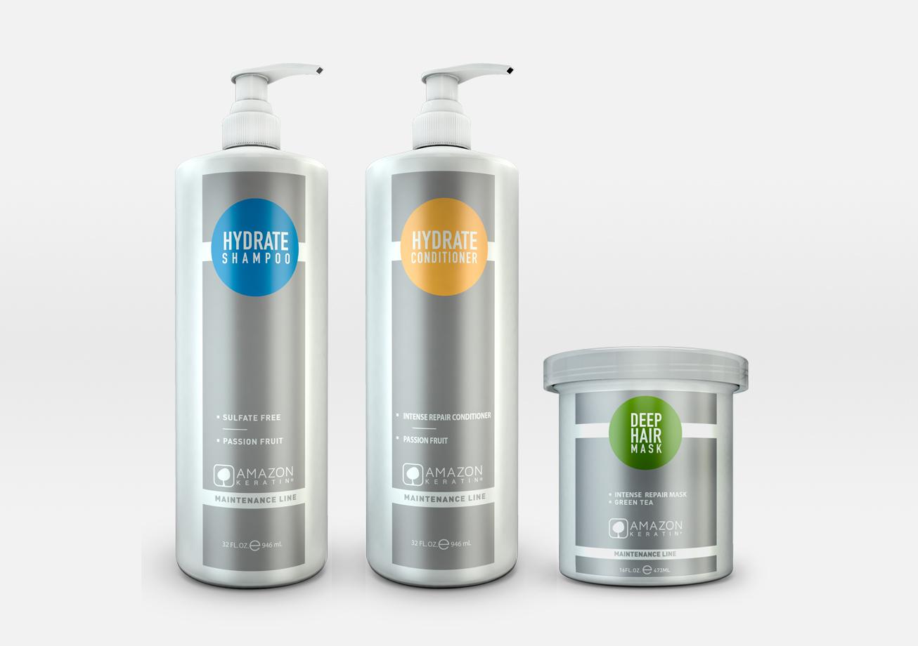 Amazon Keratin Treatment | Θεραπεία κερατίνης